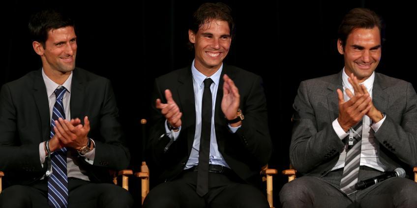 Rafael Nadal rejoint Djokovic et Federer en argent spécial  liste