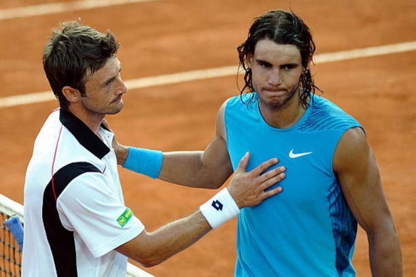 Ferrero: «Nadal donne le meilleur de chaque point, c'est le  grande différence'