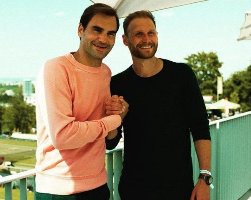 Roger federer rencontre une star du football stuttgart - Coucher avec une star du x ...