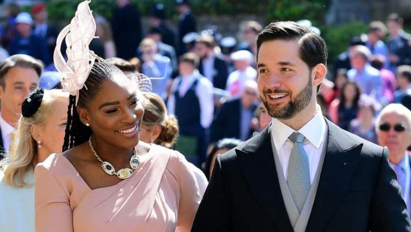 Alexis Ohanian: «Nous voulions juste que Serena Williams  survivre'