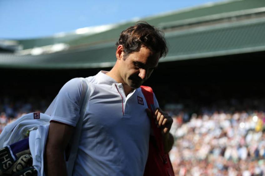 Roger Federer: «J'ai raté mes chances.  Perdre à Wimbledon fait mal  plus'