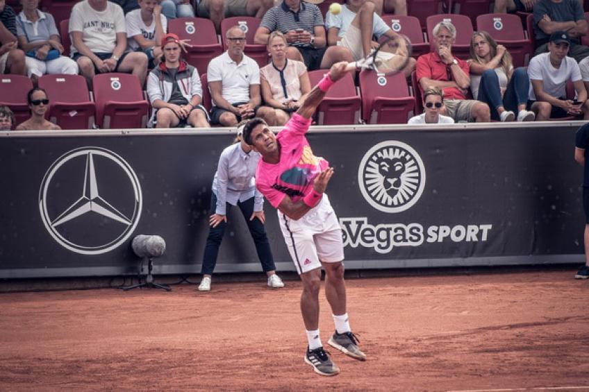 ATP Bastad: Bolelli évince Schwartzman.  Verdasco et Carreno  Busta marche
