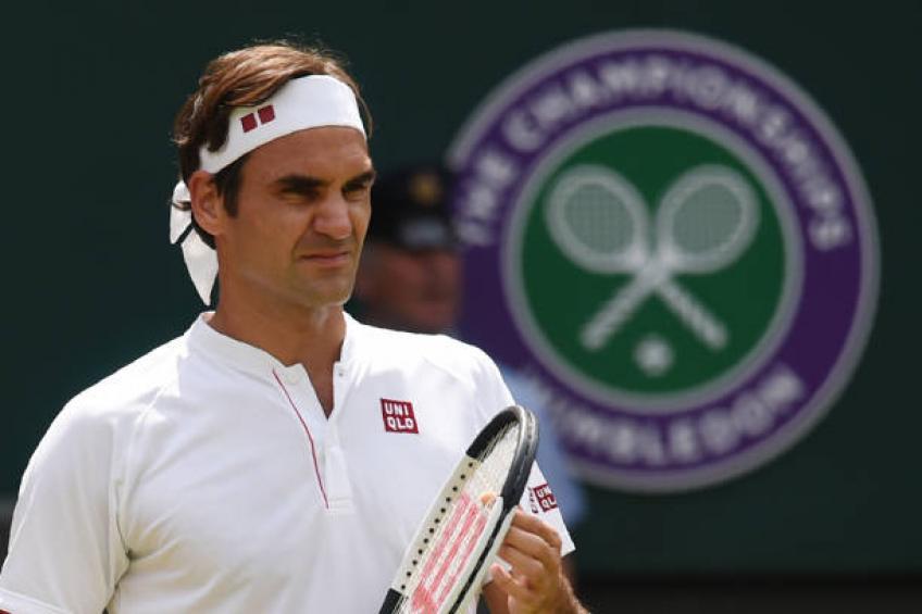 Roger Federer vous fait travailler tout le temps, dit Adrian  Mannarino
