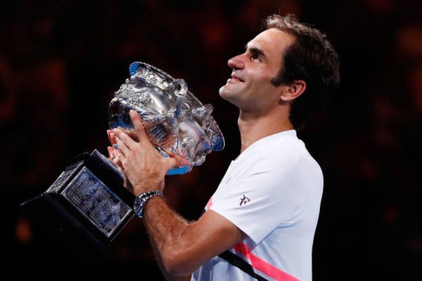 Les 20 titres du Grand Chelem de Roger Federer sont en danger –  Tim Henman