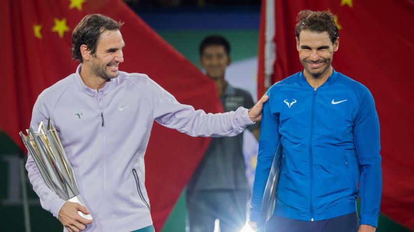 Roger Federer choisi par-dessus Nadal et Cilic pour le meilleur mâle  Prix du joueur de tennis