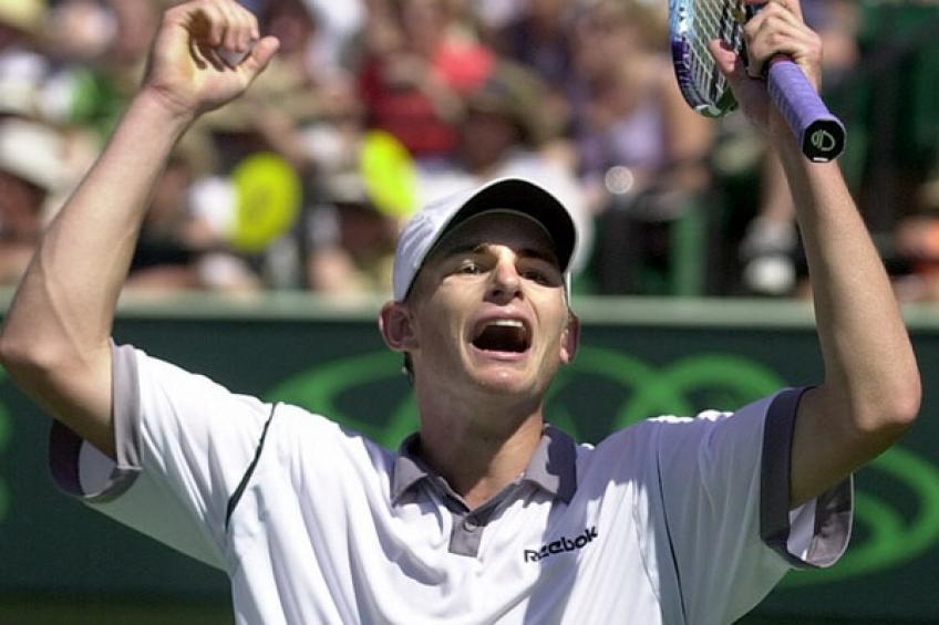 ATP ANALYSE: quais Andy Roddick 45 gagnants en haut Sampras  2001 à Miami