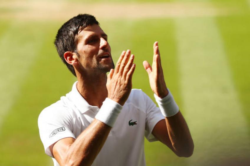 Je ne m'attendais pas à un Novak Djokovic aussi fort, dit un ancien  monde n ° 5