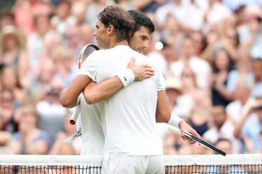 """Pat Cash dit que Djokovic était trop """"irrésistible"""" pour  Nadal"""