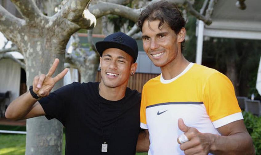 Rafael Nadal: Je ne sais pas si j'aimerais voir Real  Madrid achetant Neymar