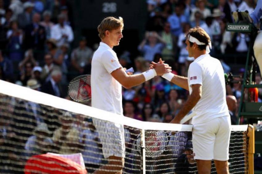 Kevin Anderson prévient Roger Federer et Rafael Nadal: «Je peux  gagner le Grand Chelem