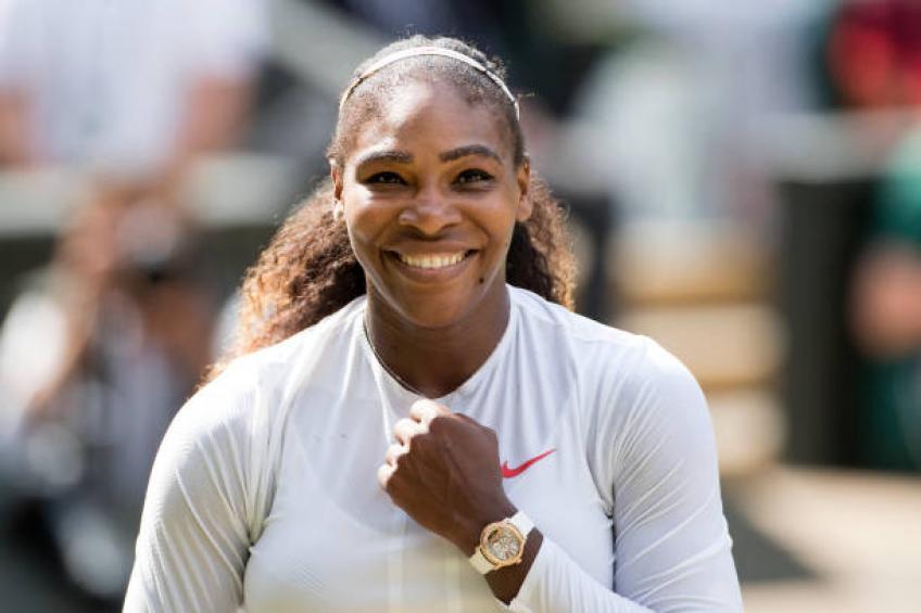 Serena Williams: «Tout le monde est à son meilleur quand ils  regarde moi'