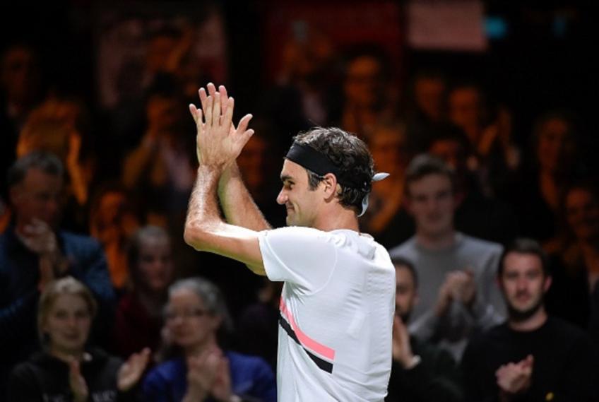 Roger Federer: Nous ne saurons jamais très bien qui est le CHÈVRE