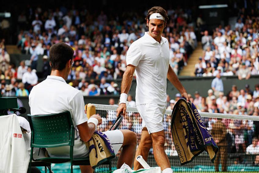 """Djokovic rattrape Roger Federer, Rafael Nadal"" – Coach Vajda"
