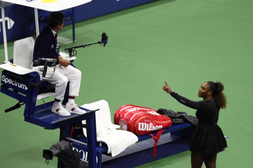 Guido Pella: «Je ne vois pas pourquoi les gens défendent Serena Williams '