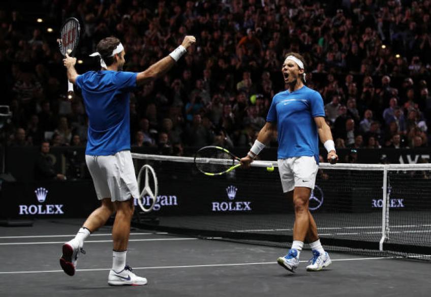 Roger Federer: Rafael Nadal et moi ne pouvons pas nous concentrer sur un seul joueur