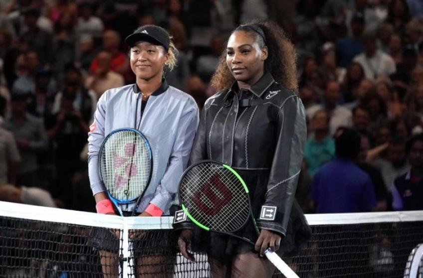 La finale de l'US Open d'Osaka-Williams obtient des notes supérieures à Djokovic-del Potro
