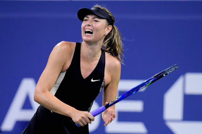 Maria Sharapova se retire de trois tournois pour terminer sa saison!