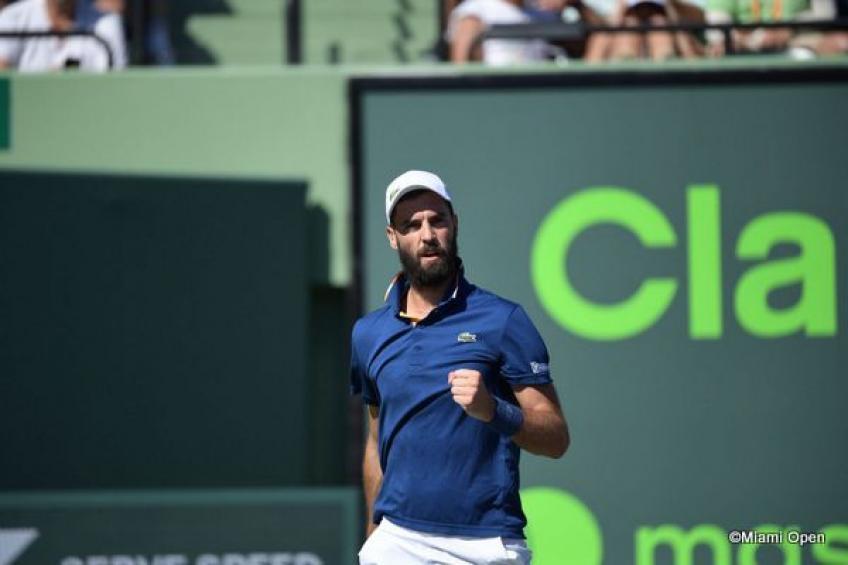 Benoit Paire rejoint l'Académie de tennis Mouratoglou