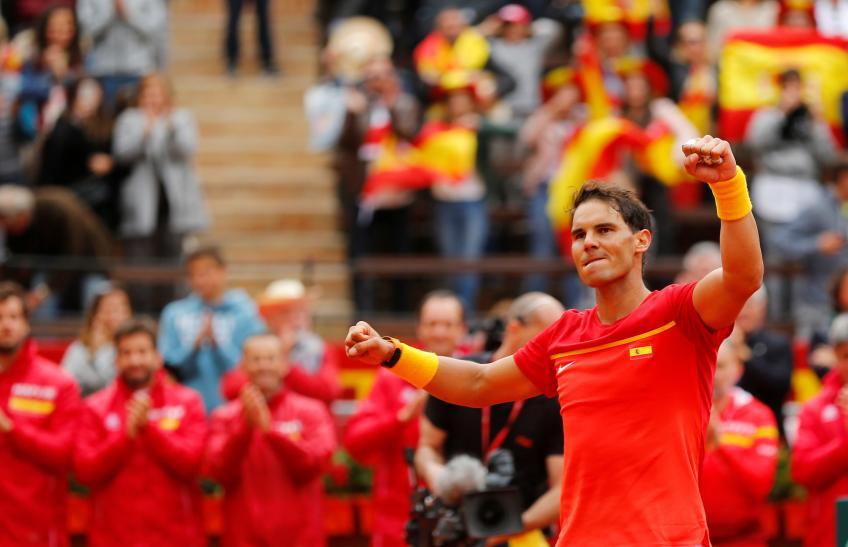 Yannick Noah: La France aurait pu gagner même si Rafa Nadal avait été là