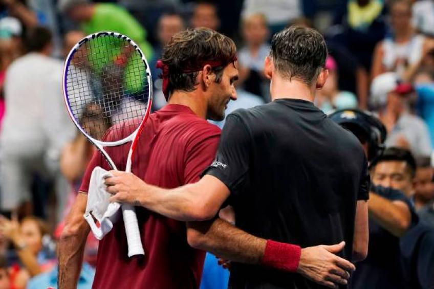 John Millman: Après ma victoire contre Federer, je veux créer d'autres moments