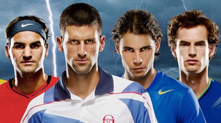 Les tournois maudits de Roger Federer, Rafael Nadal, Djokovic, Murray