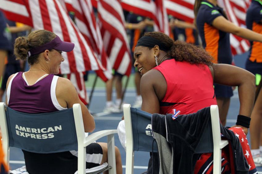 Samantha Stosur se souvient de l'incroyable Serena Williams US 2011 Ouverture explosive
