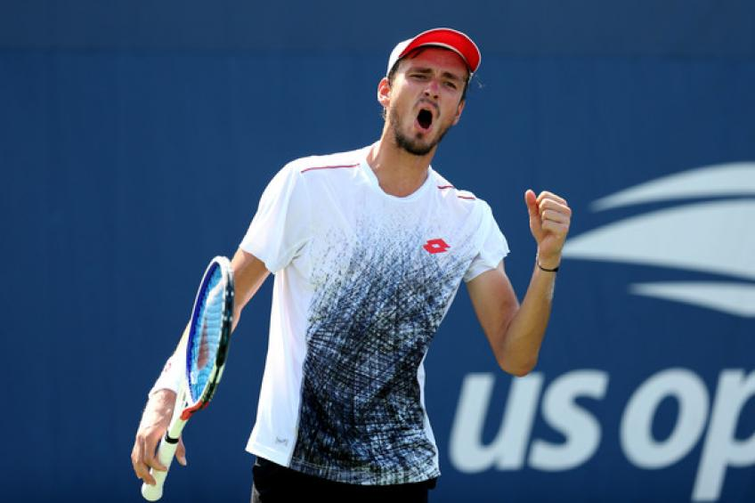ATP Saint-Pétersbourg: Struff tops Rublev. Medvedev et Dzumhur marche sur