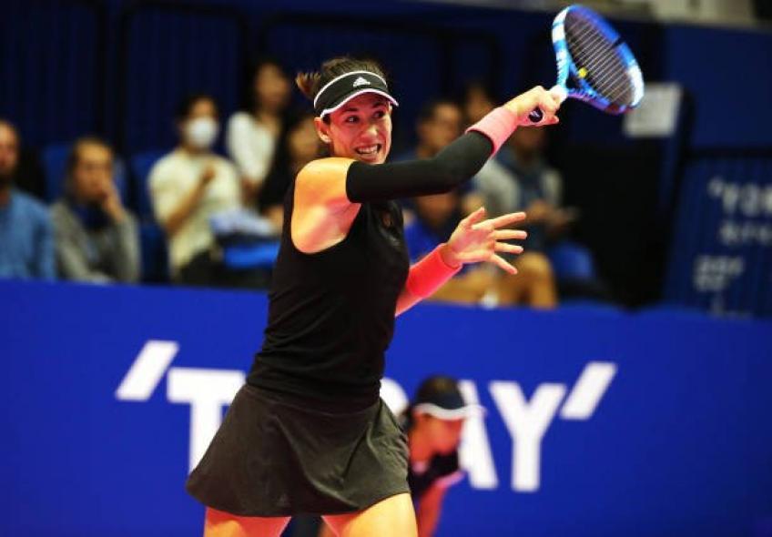 WTA Tokyo: Garbine Muguruza remporte une victoire impressionnante Belinda Bencic