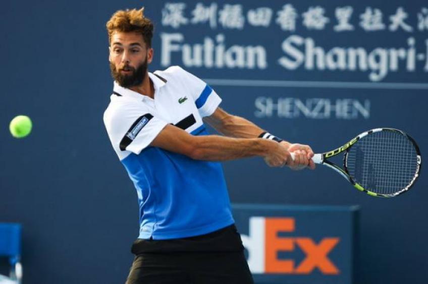 Benoit Paire se retire de Shenzhen, Marton Fucsovics sort de Chengdu