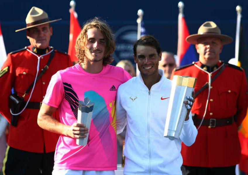 Tsitsipas mieux que Roger Federer, Rafael Nadal dans cette liste de statistiques