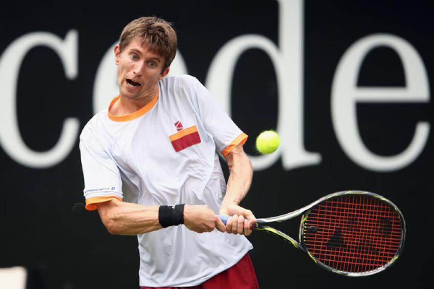 ATP Metz: Maden et Berankis atteignent le R2. Tomic entre principale dessiner