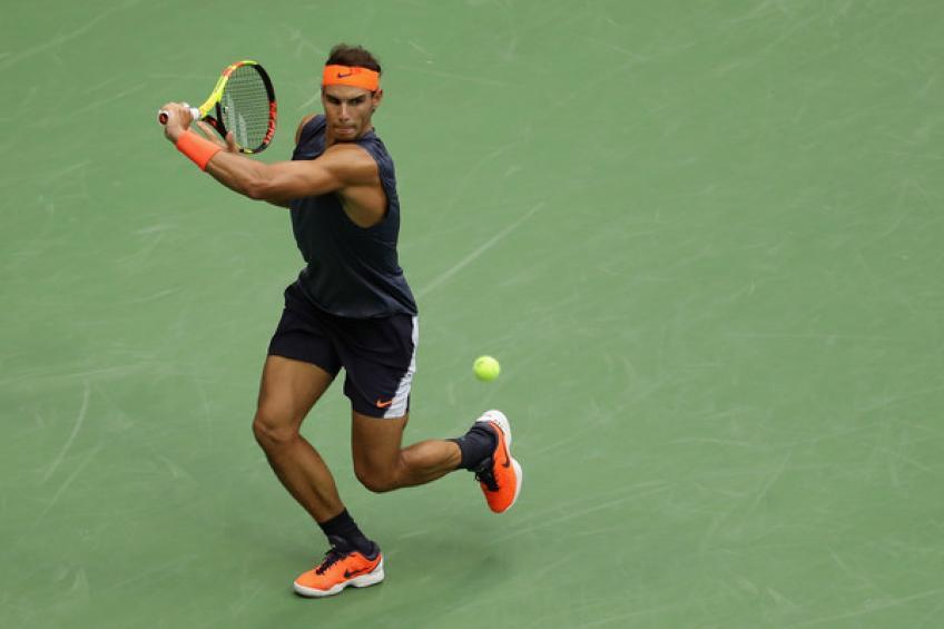 Classement ATP: Rafael Nadal reste à 1860 points d'avance sur Roger Federer