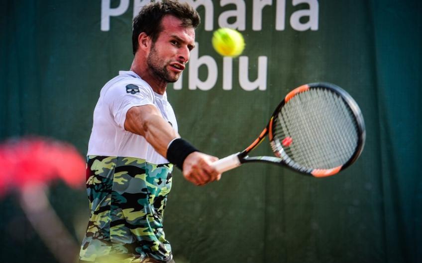 La carrière d'Adrian Ungur s'achève sur Sibiu déchirant Perte de Challenger