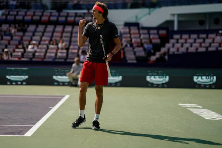 Alexander Zverev: Je ne jouerai pas la Coupe Davis en novembre, c'est fou
