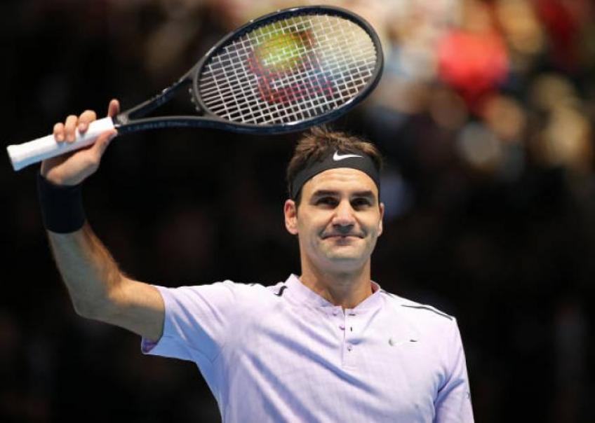 Course, poids et traitements: ce que fait Roger Federer pendant hors saison