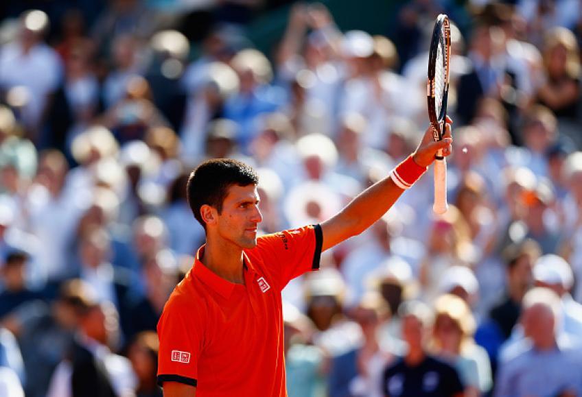 """Novak Djokovic: """"On ne peut pas tricher dans le sport"""""""