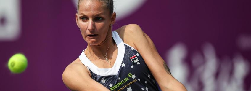 Wta Tianjin: Karolina Pliskova rencontrera Caroline Garcia pour le titre