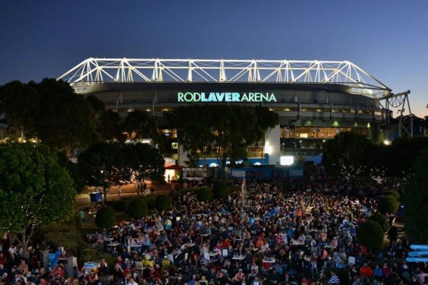 Un contrat de sponsoring entre l'Australian Open et Luzhou Laojiao