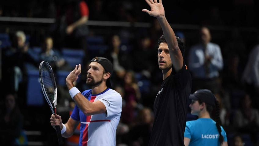 Lukasz Kubot et Marcelo Melo se qualifient pour Nitto ATP Finales