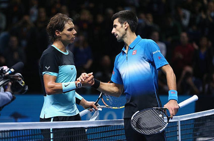 Novak Djokovic: 'Rafael Nadal est terre-à-terre, il est exemple à tous les enfants