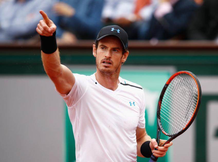 Andy Murray parle de son amour et de sa passion pour le mentorat jeunes étoiles