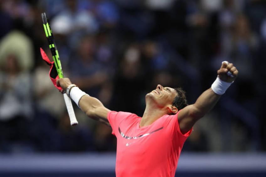«J'ai toujours voulu continuer à m'améliorer»: Rafael Nadal sur son succès sur le terrain