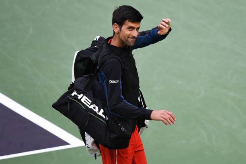 Super Coupe du Monde: Novak Djokovic suggère la création d'un nouveau événement de tennis