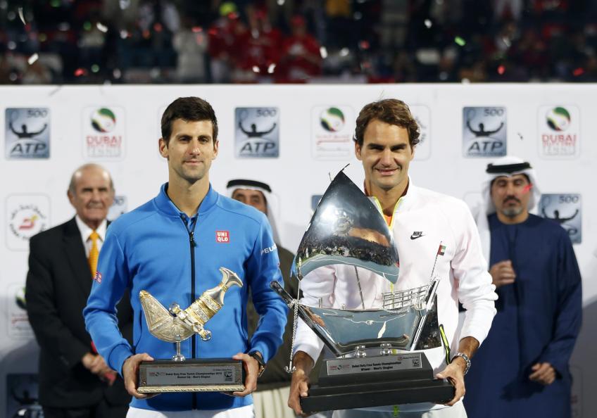 Novak Djokovic ne veut pas aller vivre à Dubaï comme Roger Federer