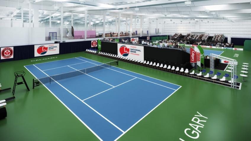 Calgary accueillera le nouvel événement ATP Challenger