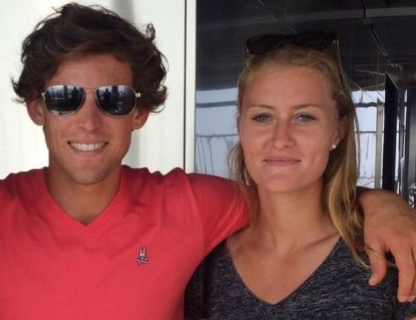 Kristina Mladenovic bénéficie du soutien de Boyfriend Thiem Famille à Linz