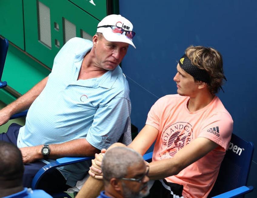 Alexander Zverev: Ivan Lendl subit une opération chirurgicale