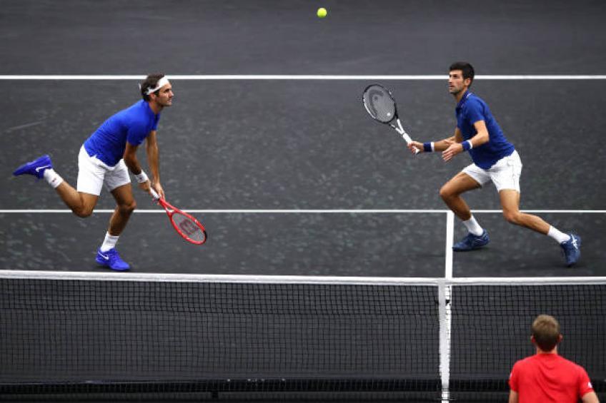 Roger Federer: Les célibataires seront toujours plus forts que double