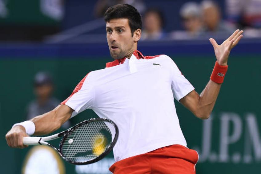 Novak Djokovic: 'La Serbie avait des guerres, ce n'était pas facile à croire en toi'