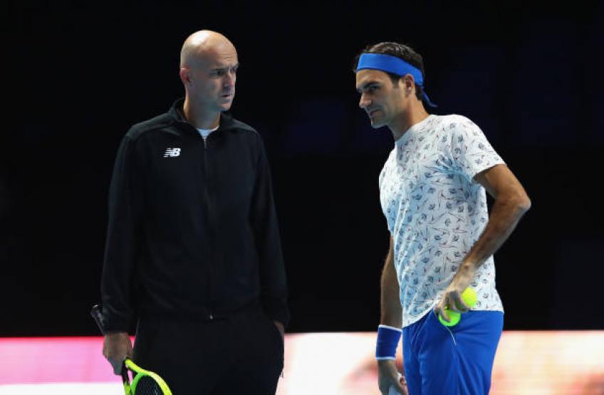 L'entraîneur de Roger Federer félicite le comportement de la foule française après Finale de la coupe Davis